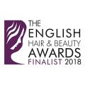 The English Hair & Beauty Awards Finalist