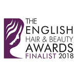The English Hair & Beauty Awards Finalist